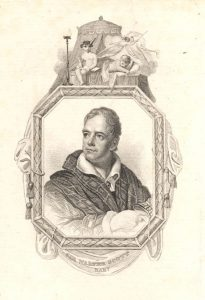 Sir Walter Scott, engraved